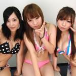 『金曜【生】グラビアショー』#1(2010年10月15日放送分)