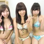 『金曜【生】グラビアショー』#5(2010年12月10日放送分)