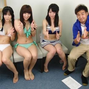『金曜【生】グラビアショー』#14(2011年4月29日放送分)