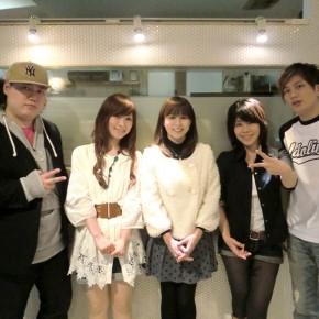 『岩男潤子のSweet Tweet Time』#25(2011年4月9日放送分)