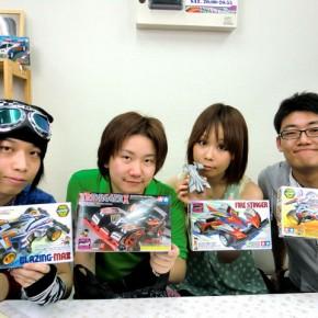 『超機動武遊伝○○マイスター』第1回(2011年6月7日放送分)