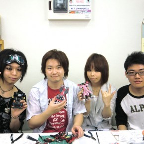 『超機動武遊伝○○マイスター』第2回(2011年6月14日放送分)