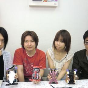 『超機動武遊伝○○マイスター』第3回(2011年6月21日放送分)