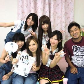 『金曜【生】アイドルショー』#3(2011年7月7日放送分)