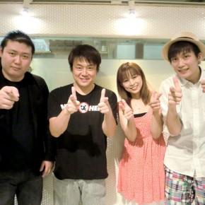 『岩男潤子のSweet Tweet Time』#30(2011年7月10日放送分)