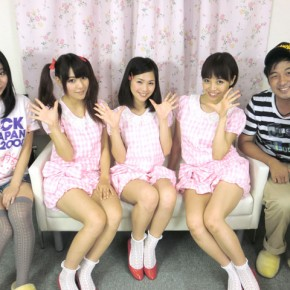 『金曜【生】アイドルショー』#12(2011年9月16日放送分)