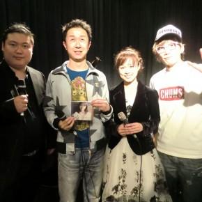 『岩男潤子のSweet Tweet Time』#46(2012年3月28日放送分)