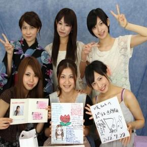 『グラ☆スタ!バンバン』#141(2012年7月28日放送分)